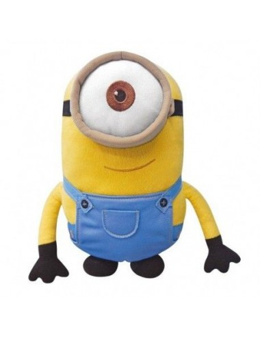 Peluche Warmies modelo Minion Stuart
